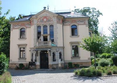 Dresden – Bürovilla
