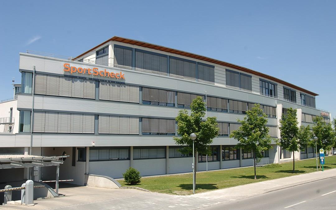 Unterhaching – Bürogebäude