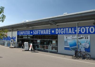 Unterhaching – Fachmarkt