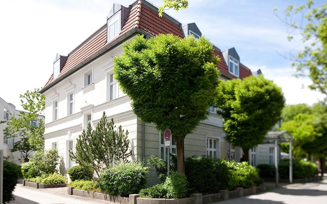 Unterhaching – Bürovilla