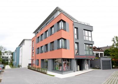 Unterhaching – Ärztehaus & Apotheke