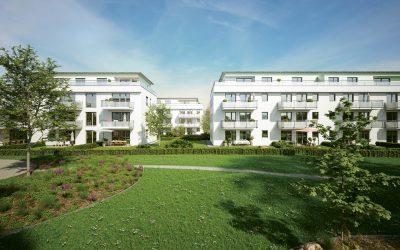 Unterhaching – Stumpfwiese – Alle Wohnungen verkauft