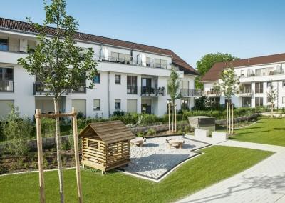 Unterhaching – Hofstelle
