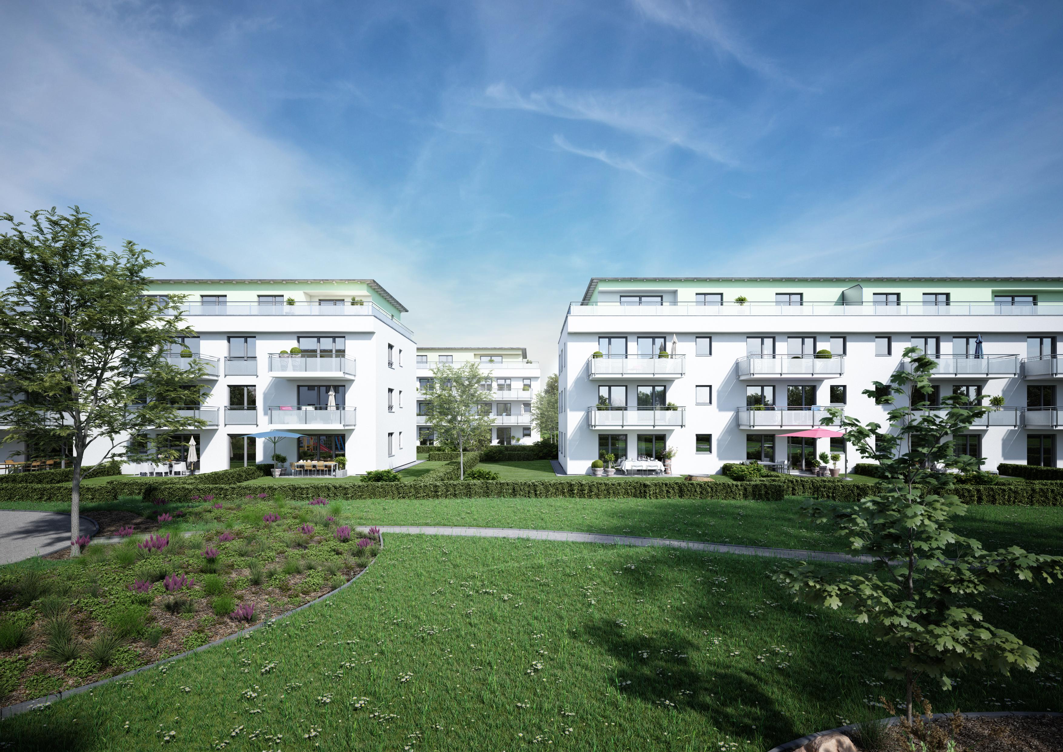 Unterhaching – Stumpfwiese – Verkaufsstart 2. Bauabschnitt!